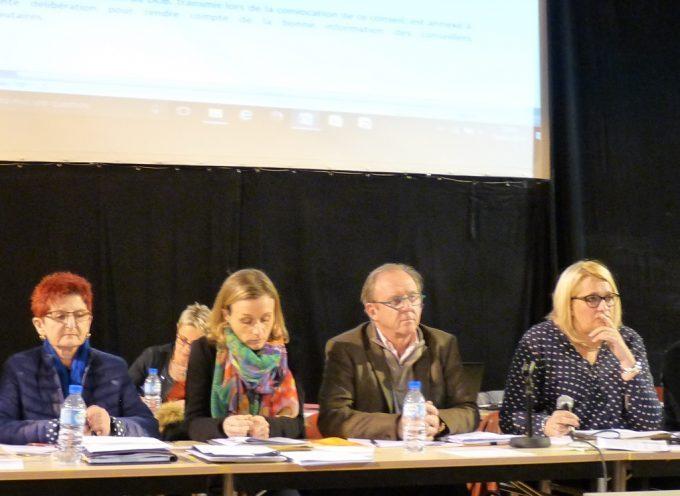 Saint-Gaudens : Conseil communautaire de la 5C.
