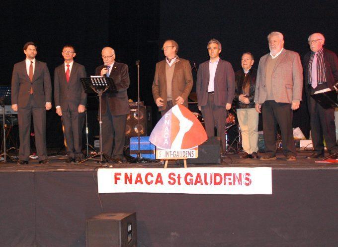 Journée de fête pour la FNACA.