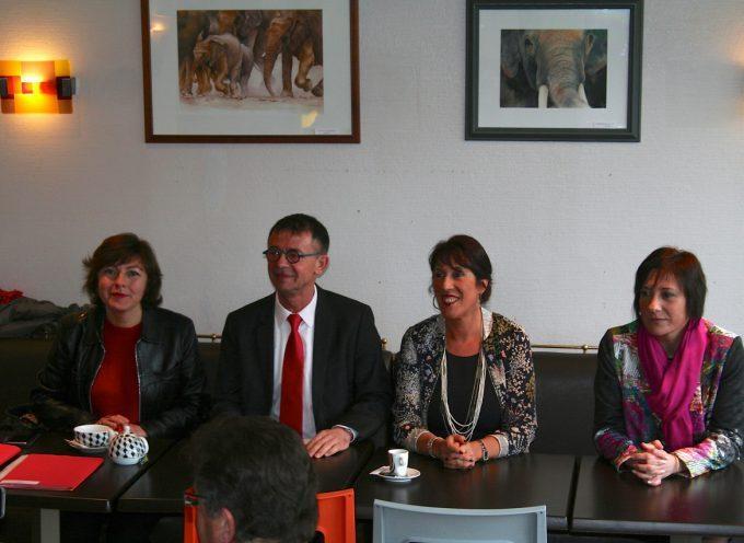Joël Aviragnet rentre en campagne sur la 8° circonscription.
