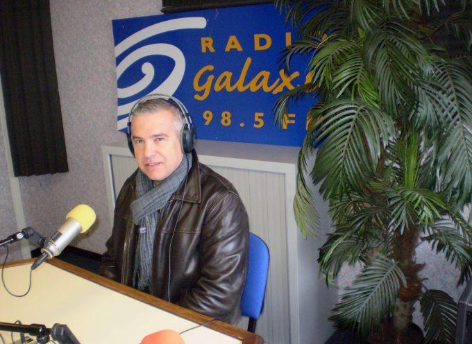 La Maison Familiale Rurale de Mane s'invite dans les studios de Radio Galaxie.