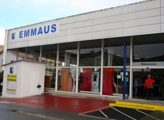 Emmaüs Saint Gaudens : Vente spéciale rentrée scolaire.