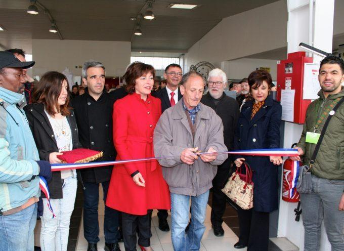 Emmaüs Saint Gaudens inaugure son nouvel espace de vente