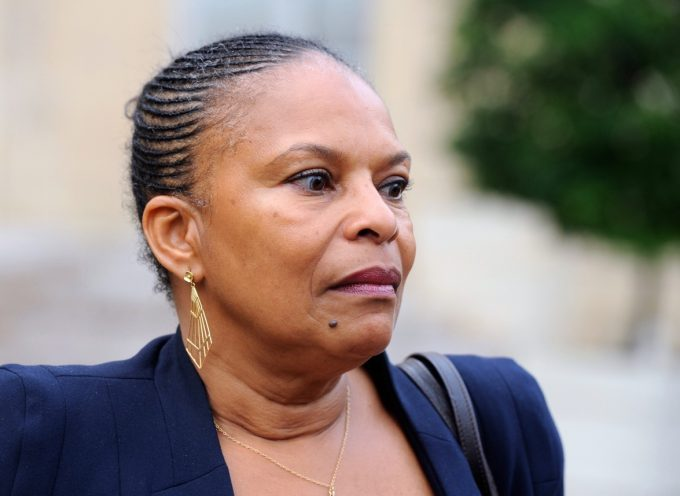 Réunion publique de soutien à Benoit Hamon à Saint Gaudens avec Christiane Taubira