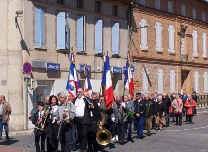 La commémoration du 19 mars à Montesquieu.