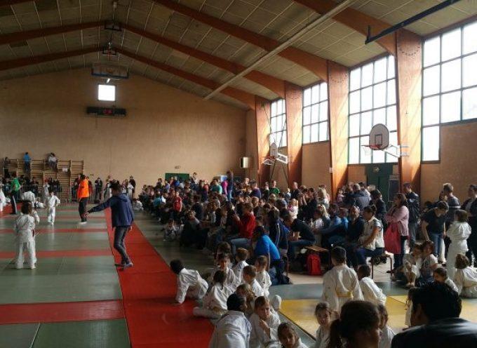 Judo : tournoi challenge de l'Arize