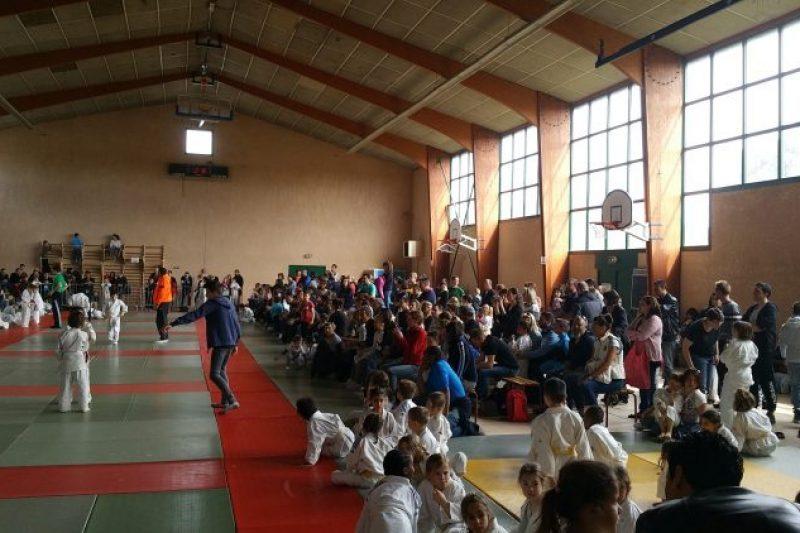 Le challenge 2017 du judo club de l'Arize