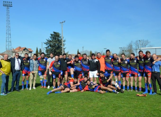 Rugby XV, l'UCF conquérante.