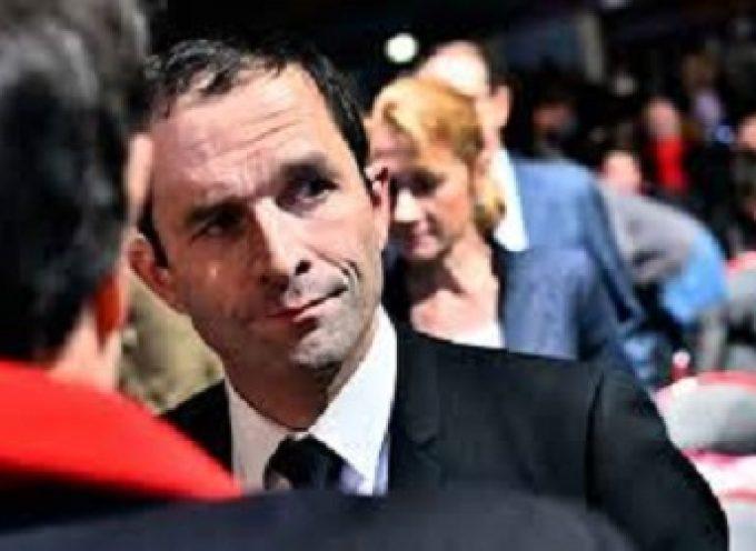 Luchon : Réunion publique en soutien au candidat Benoît Hamon.