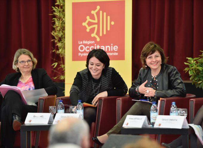 Carole Delga : « Se mettre en mode innovation pour plus d'efficacité et de proximité avec nos territoires ».
