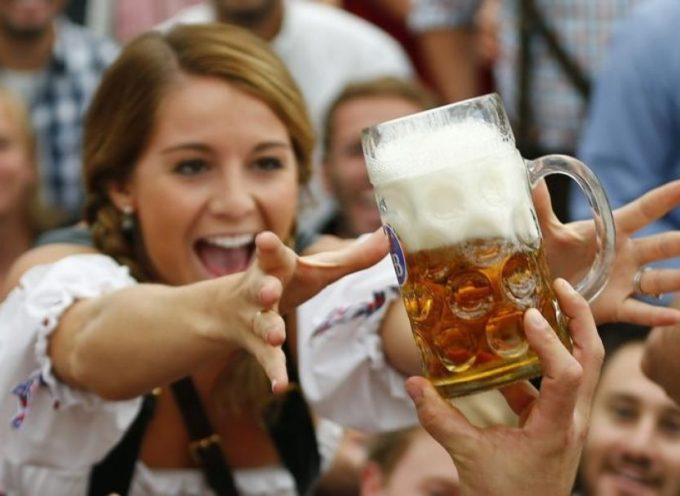 La fête de la bière à Goutevernisse