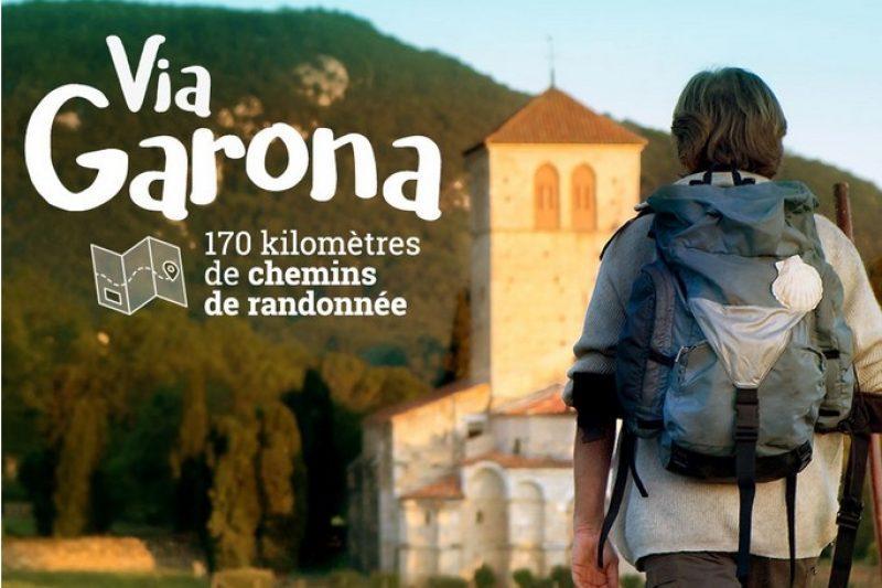 Via Garona, une nouvelle trace