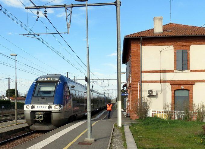 La gare de Carbonne se sécurise !