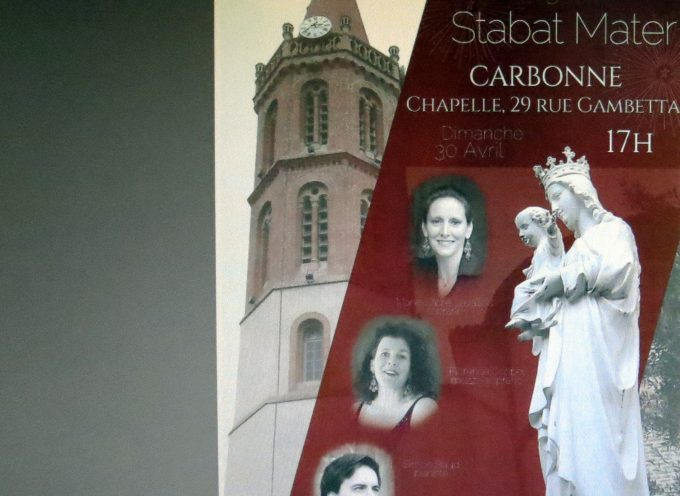 Concert à Carbonne :