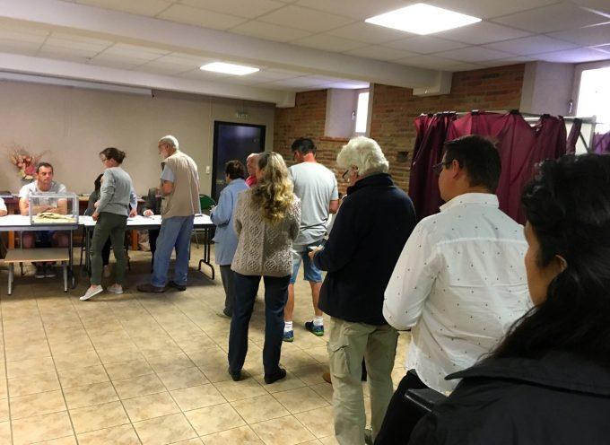 Rieux Volvestre : Attention les bureaux de vote déplacés à cause du papogay