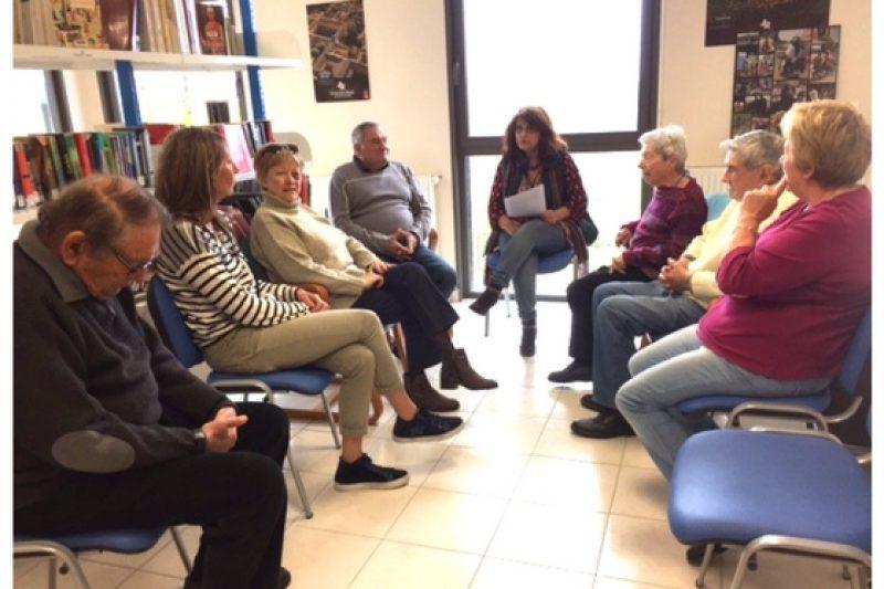 Une rencontre riche en échanges autour d'une lecture