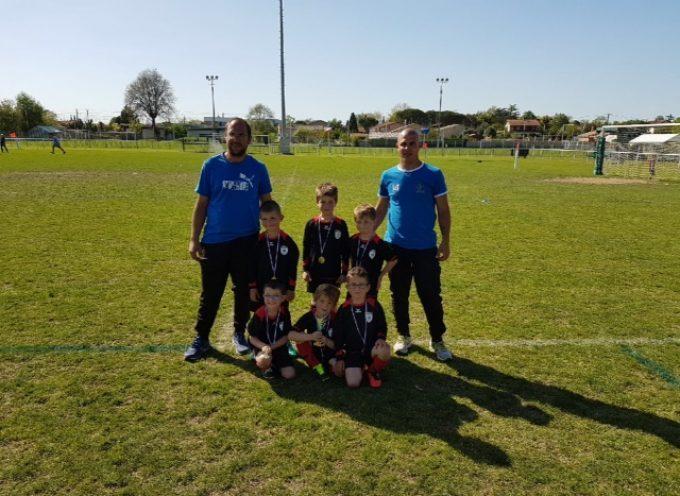 USR foot Rieux Volvestre : Résultats du week end
