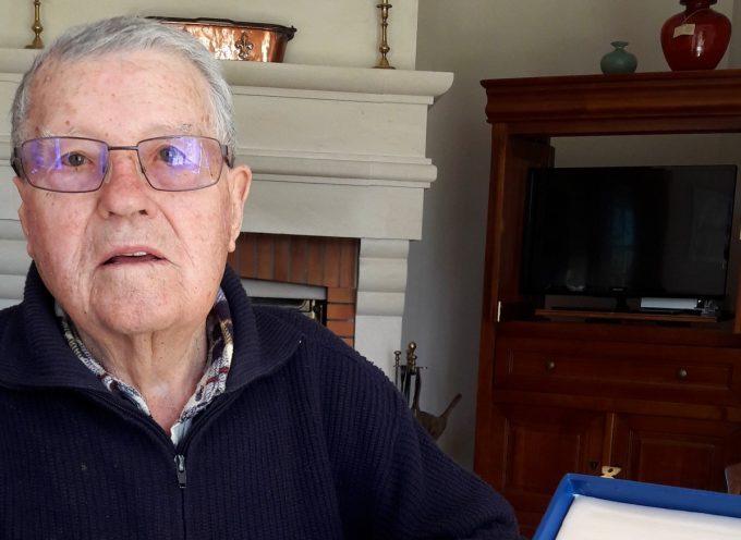 Bérat : A 90 ans, Yves Estrade revient sur son parcours à la FFF