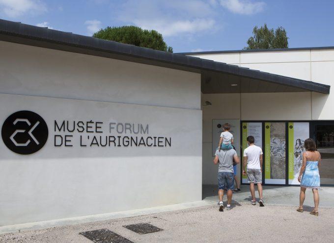 Audition de musique au Musée Forum de l'Aurignacien
