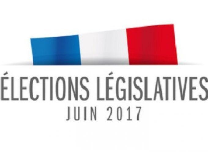La liste des candidats sur la 8e circonscription.
