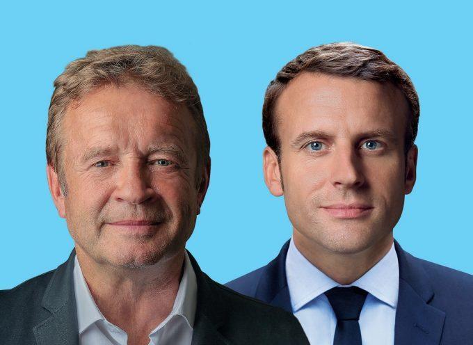 Michel Montsarrat à votre rencontre dans la 8ème circonscription.