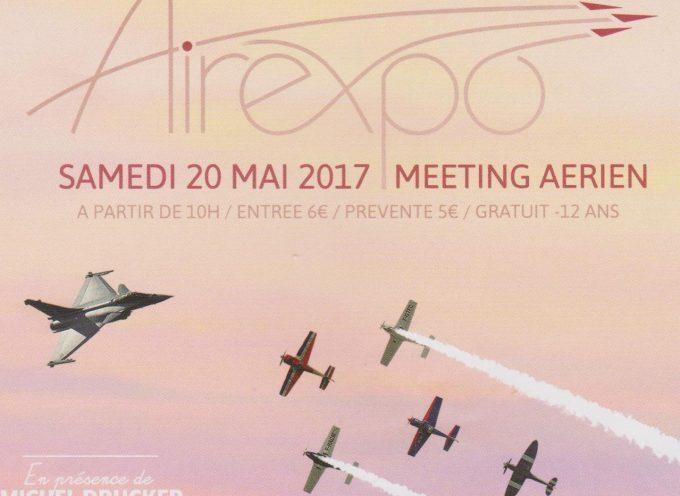 AirExpo, le plateau définitif se précise !