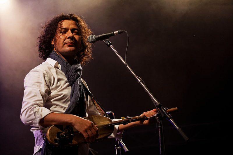 Aziz Sahmaoui le 3 Juin