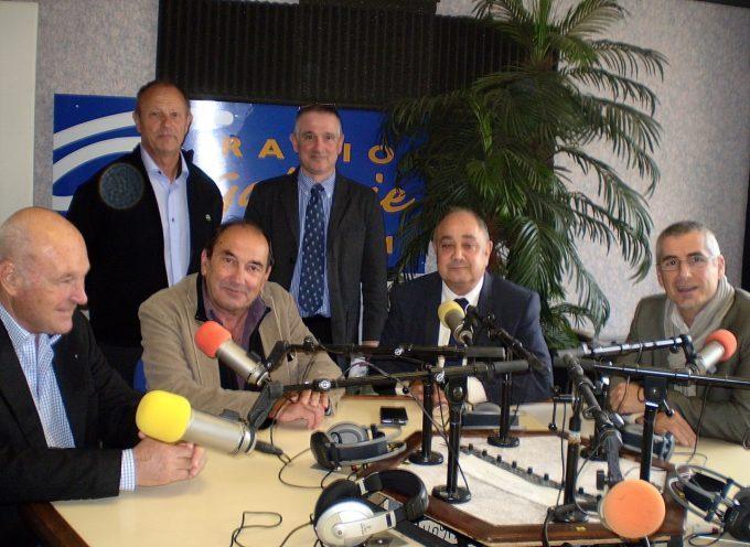 Le PETR Sud Toulousain et Radio Galaxie reçoivent le groupe Engie