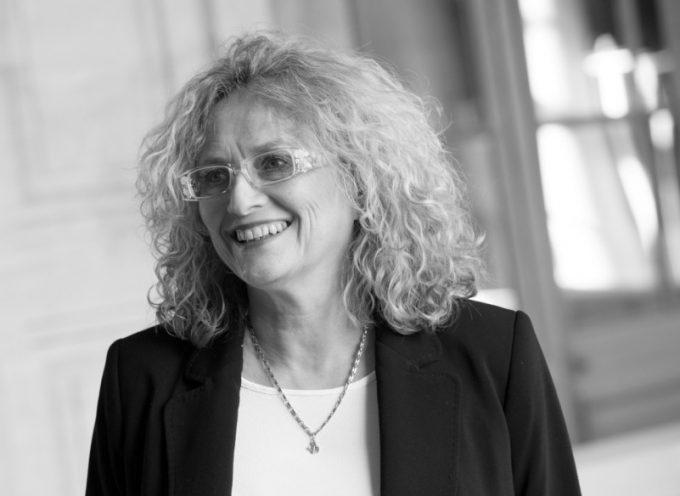 Françoise Laborde, engagée pour En Marche.