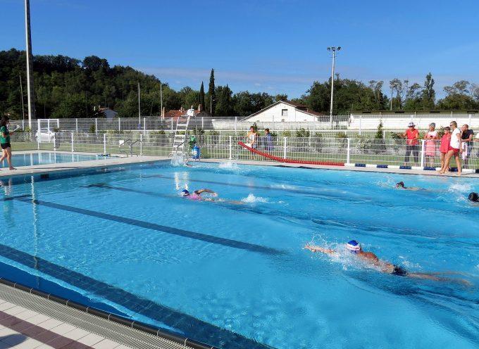 Carbonne : Ouverture de la piscine municipale.