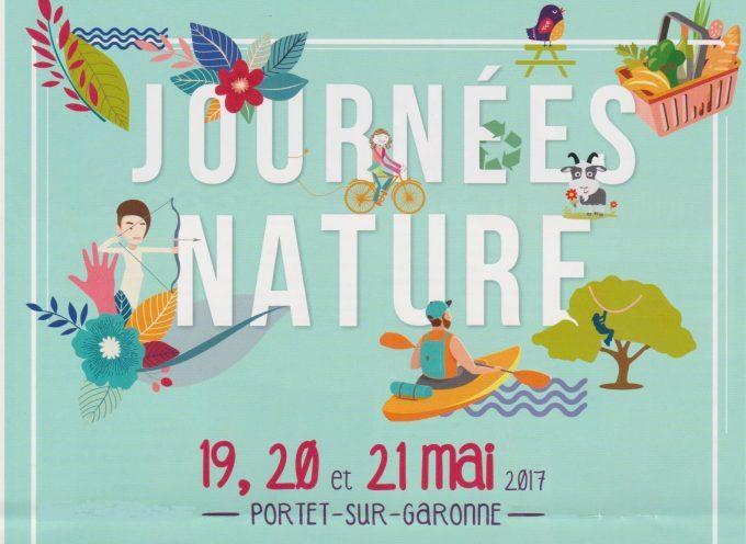 Les Journées Nature à Portet sur Garonne.