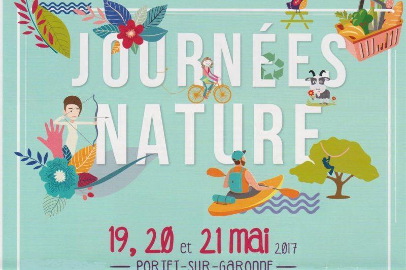Les Journées nature à Portet sur Garonne