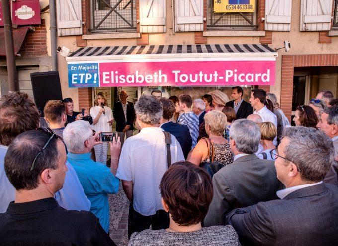 Elisabeth Toutut-Picard en marche vers les législatives.