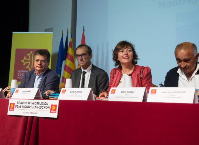 La ligne Montréjeau-Luchon sera la première à rouvrir en Occitanie, d'ici fin 2020