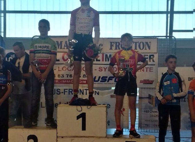 C O Carbonne cyclisme : une  pépinière de petits champions.