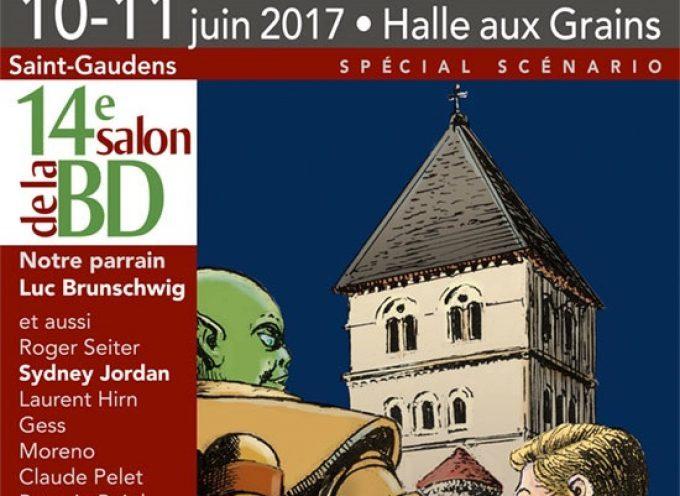Festival de la BD : les 10 et 11 juin à la Halle aux Grains de Saint-Gaudens.
