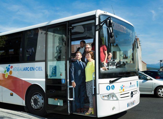 Une nouvelle ligne de bus entre le Val d'Aran et la Haute-Garonne