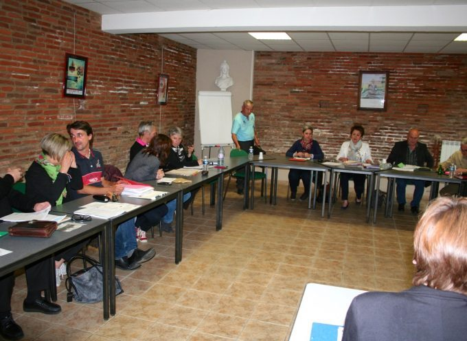 Prochain conseil municipal de Rieux Volvestre.