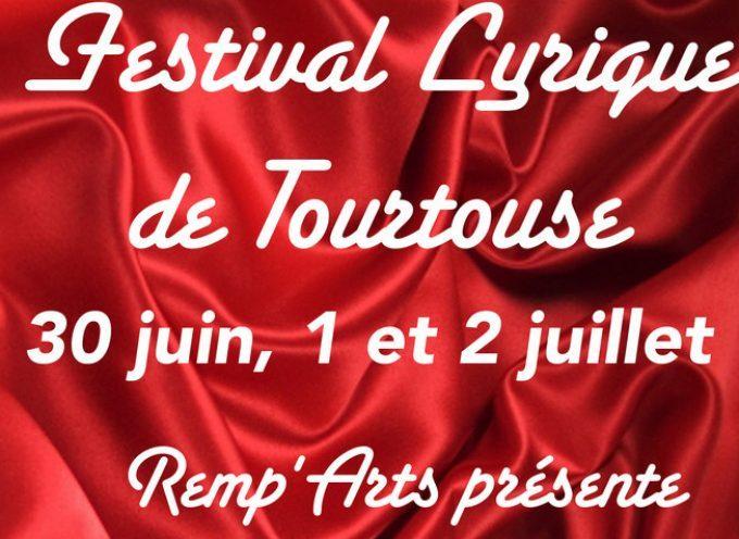 Festival lyrique à Tourtouse.