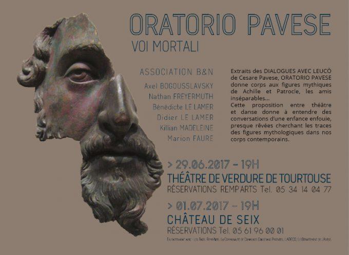Oratorio Pavese/Théâtre-Danse.