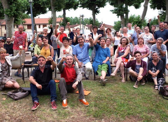 La France insoumise se réunit à Venerque : Bilan et perspectives.