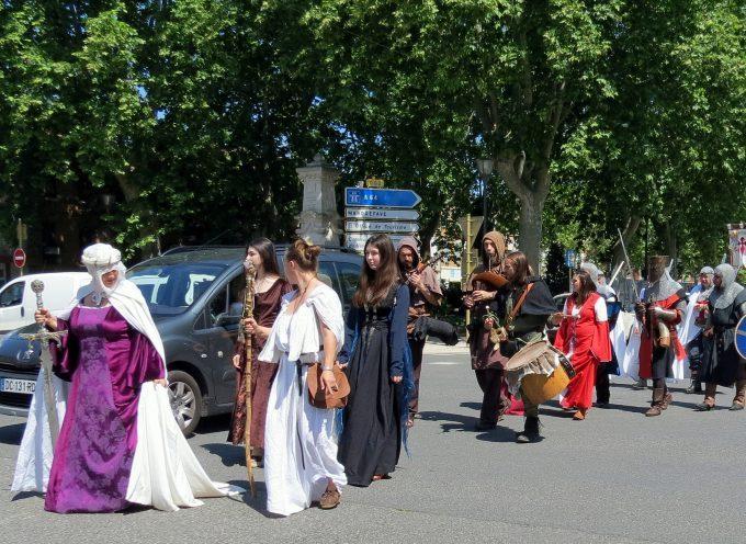 Médiévales 2017 à Carbonne.