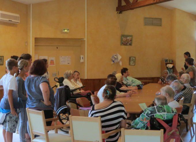 Carbonne : Le club de lecture d'Abbal à Jallier.