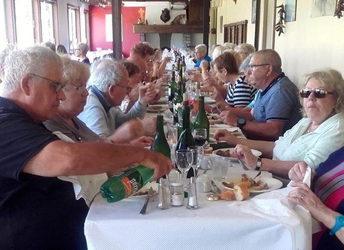 Amicale des ainés du Volvestre : Une journée inoubliable au Pays Basque.