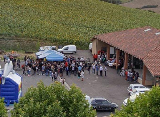La fête à Castagnac, un bilan mitigé.