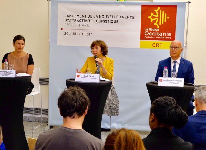 Région Occitanie : Création d'un comité régional de tourisme.