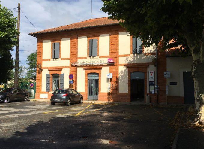 La gare de Carbonne va-t-elle devenir une coquille vide ?
