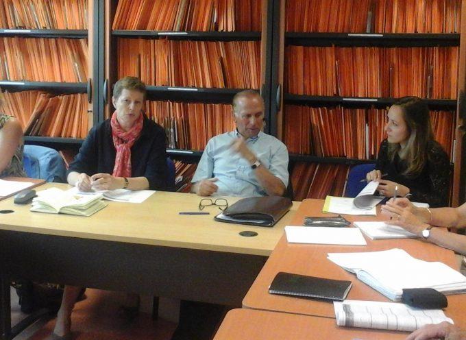 1er comité de suivi du Contrat de ruralité du Pays Sud Toulousain.