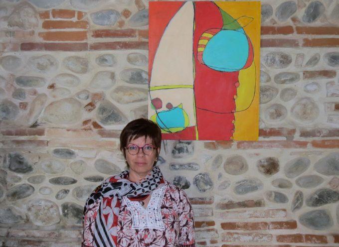 Exposition des œuvres de Marie-Christine Visentin.