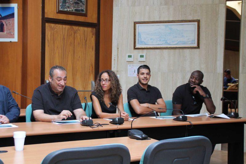 Angéla, Abdel, Luigi et Yves, les 4 médiateurs