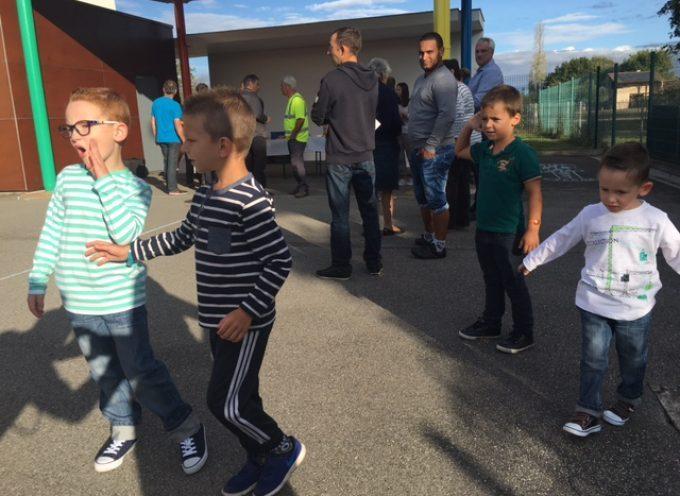 Saint Julien sur Garonne : Un petit déjeuner pour la rentrée scolaire